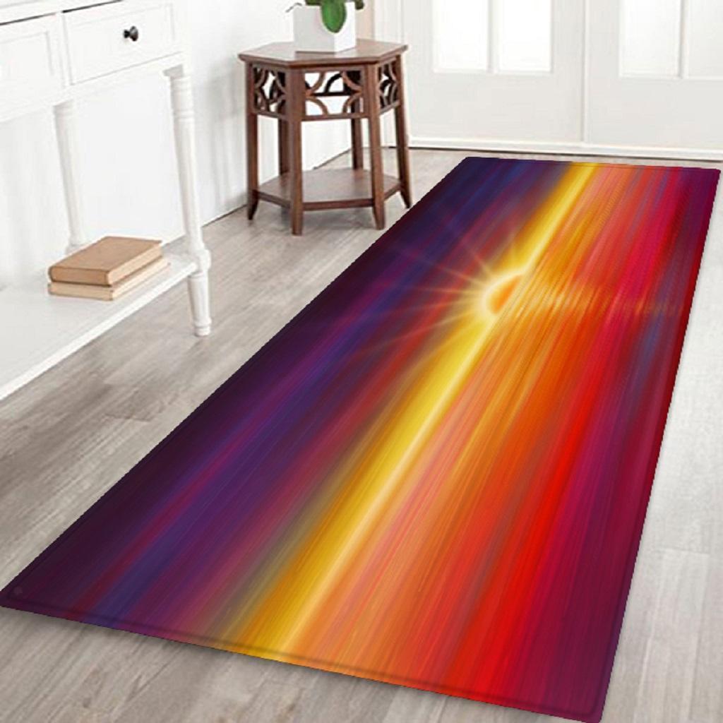 """Kitchen Mat Soft Non-Slip Floor Mats Doormat Living Room Runner Rug 47x16/"""""""