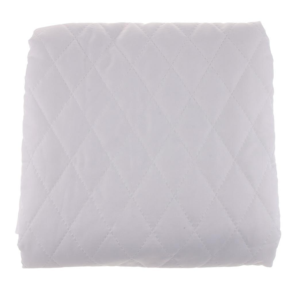 Double Faced Quilted Fabric By Meter Poly//Cotton Fabric for Sewing Material