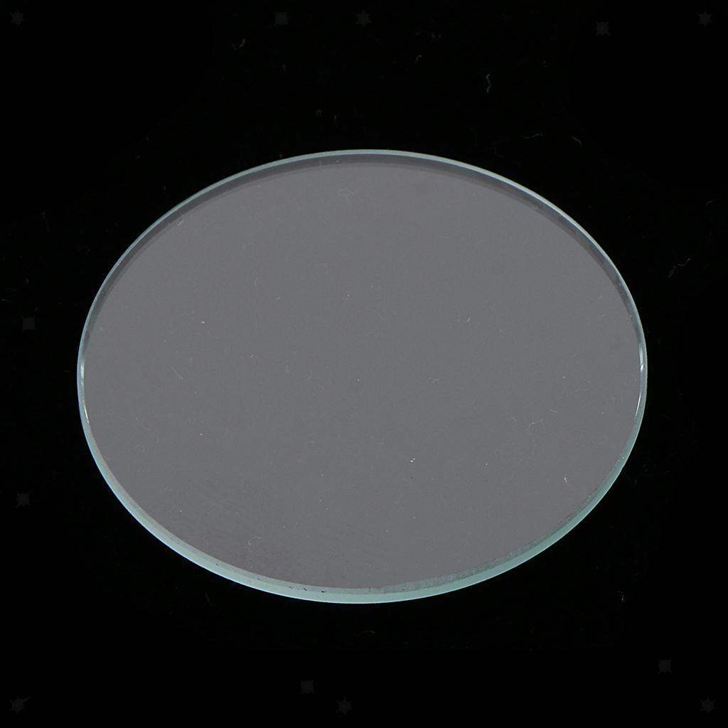 10x-Vetro-Minerale-per-Orologio-Vetro-Minerale-Cristallo-Orologio-Orologio miniatura 31
