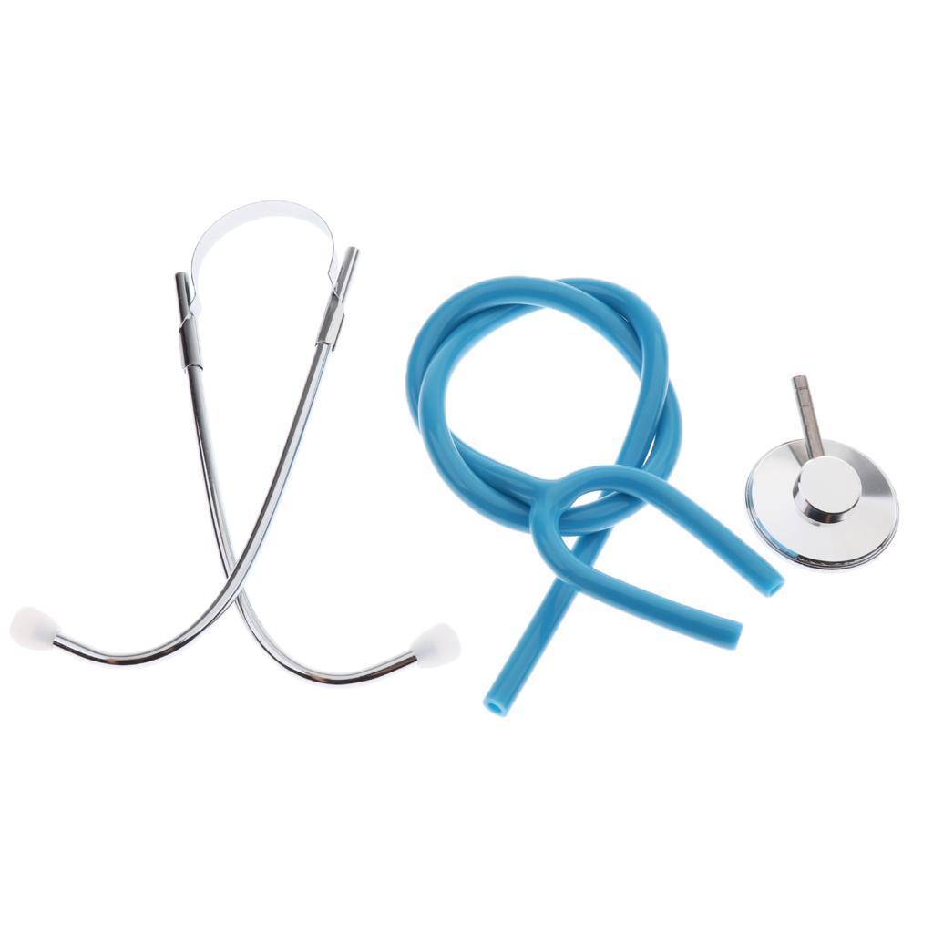 Toy Stethoscope Fancy Dress  Costume Kid Adult Nurse Doctor Pretend Game