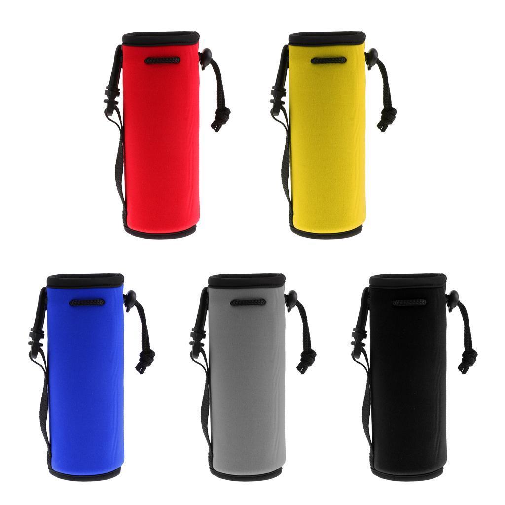Water Bottle Sleeve Bag Bottle Holder Tactical Water Bottle Pouch Hook Clip