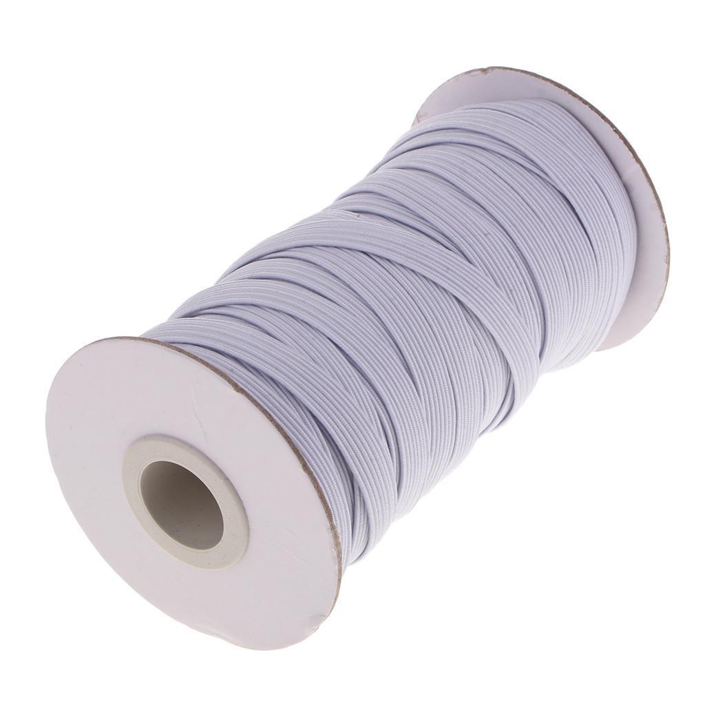 Bordure élastique de couture de corde élastique de bande élastique de 8mm
