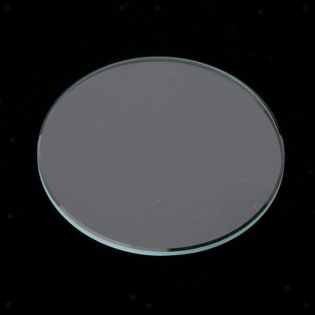 10x-Vetro-Minerale-per-Orologio-Vetro-Minerale-Cristallo-Orologio-Orologio miniatura 6