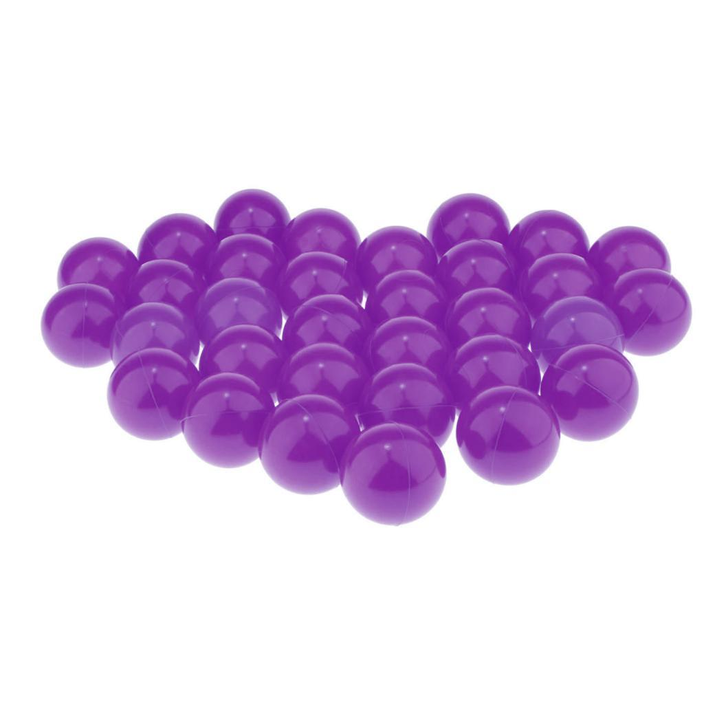 30pcs Kids Ball Pit Indoor Outdoor Play House for Boys Girls Babies 5.5cm