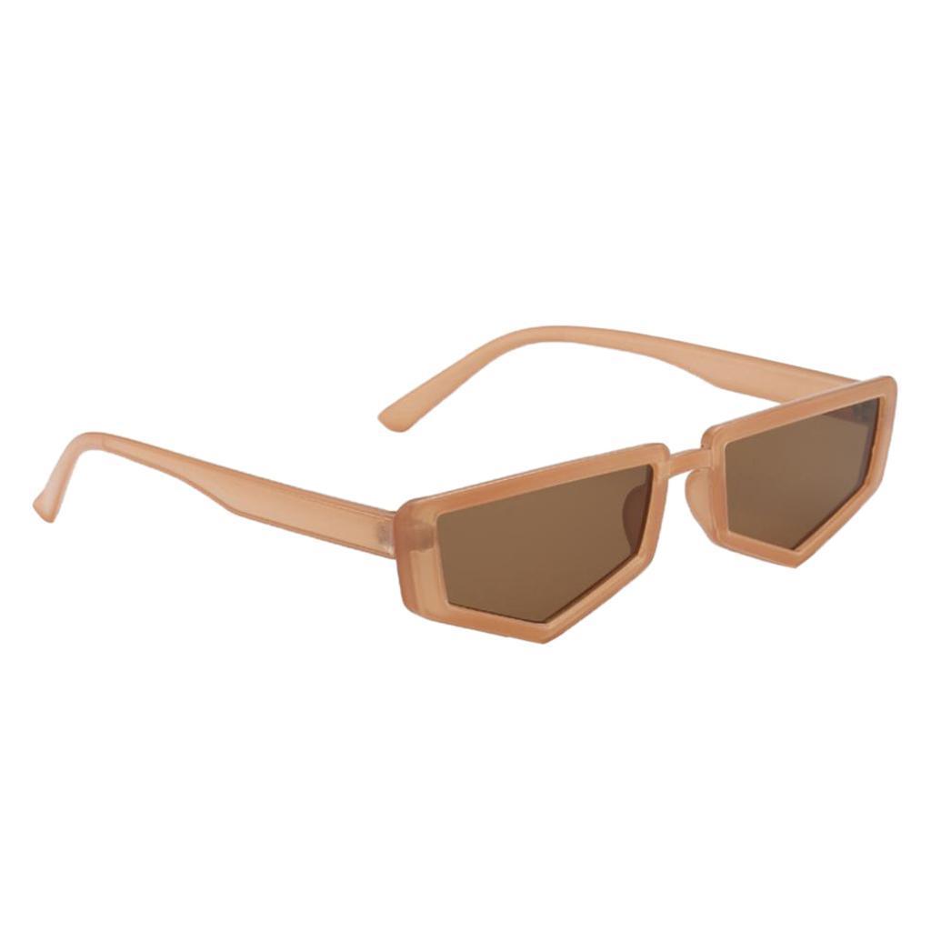 Polygon Sonnenbrille UV-Schutz Brillen für Outdoor-Aktivitäten Fahren,