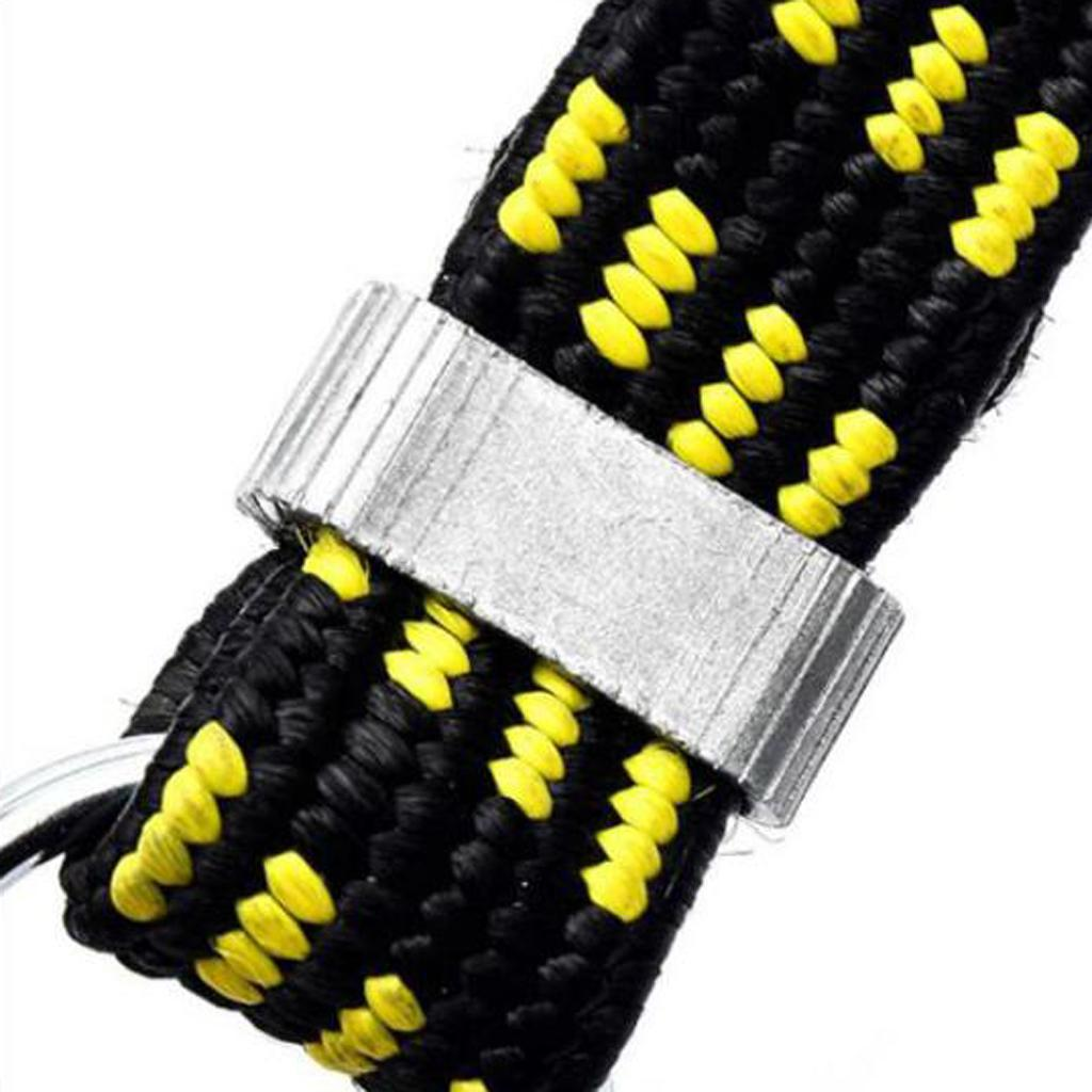 Stretch Cord Luggage Strap Rope Tie Elastic with Hook for Bungee Van Bicycle