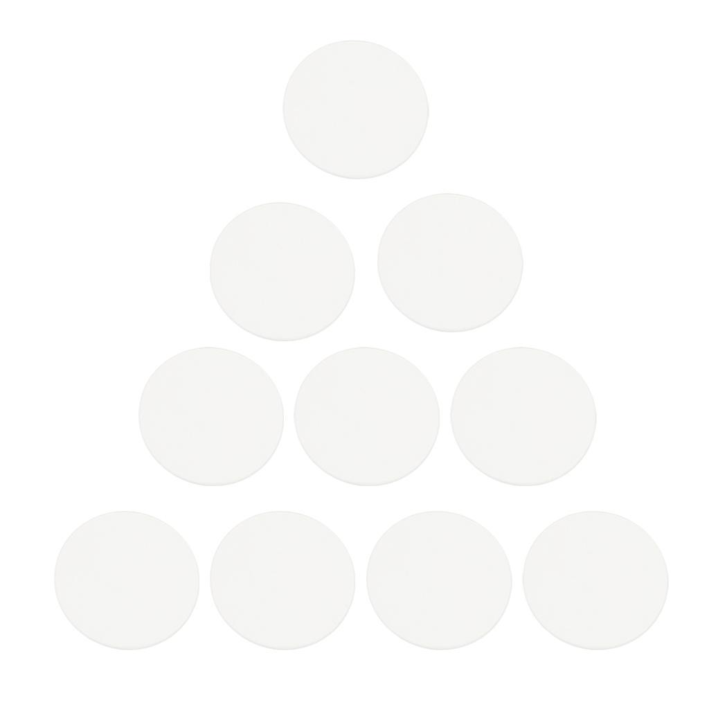 10x-Vetro-Minerale-per-Orologio-Vetro-Minerale-Cristallo-Orologio-Orologio miniatura 10