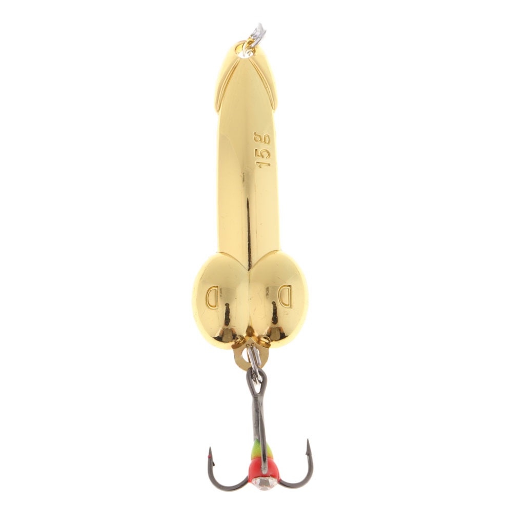 Details about  /Spoon Fishing Lures 5g-20g with Treble Hooks Gold Metal Hard Fishing Baits