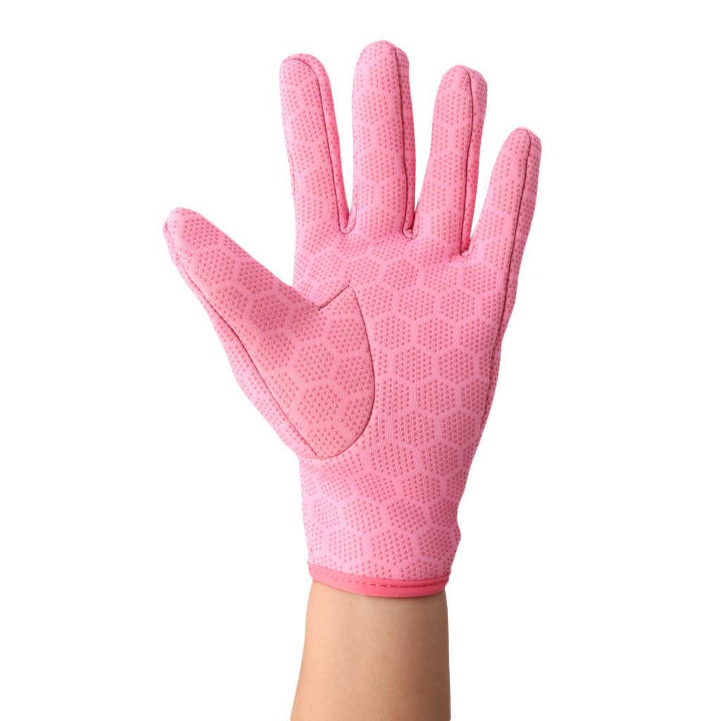 Rosa Schwarz 1,5 mm Neopren Handschuhe für Dive Surf Schnorcheln Scuba