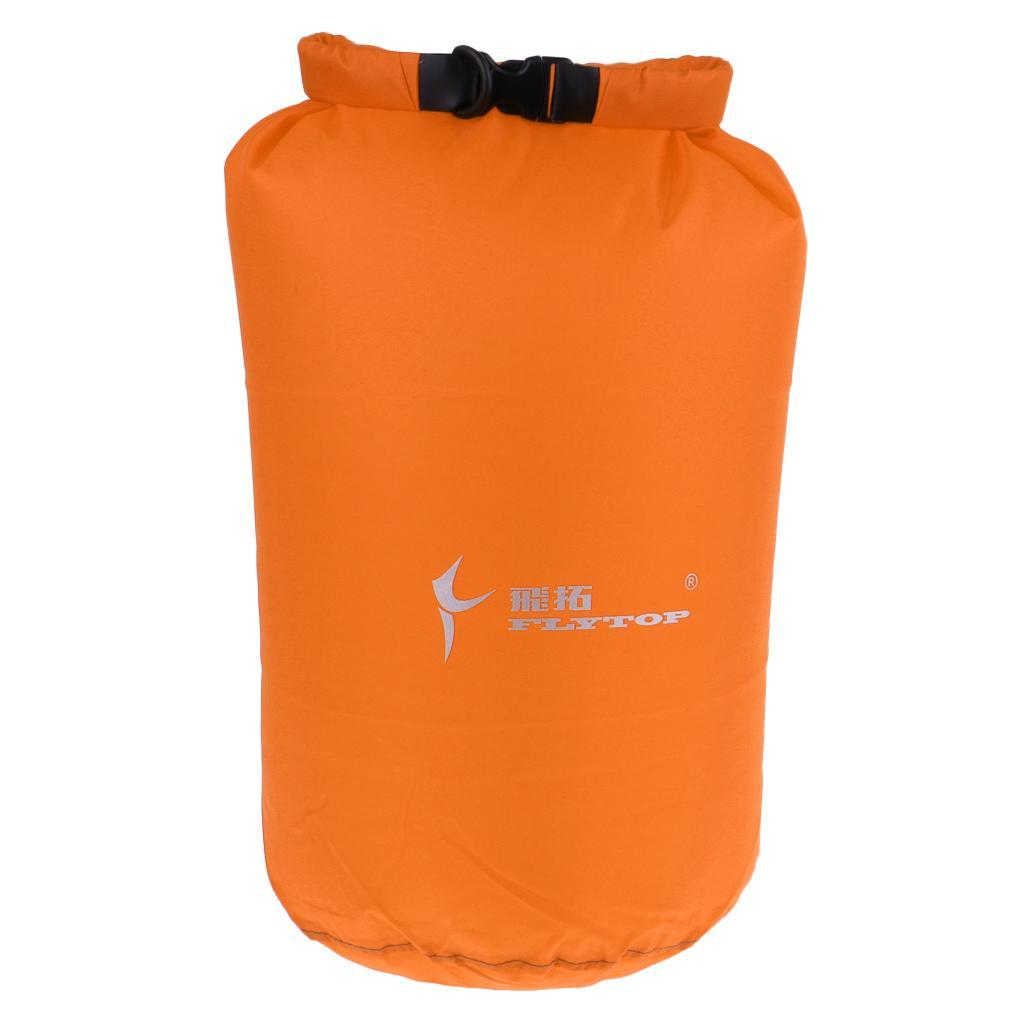 Waterproof Roll Top Compression Bag Dry Sack for Camping Floating