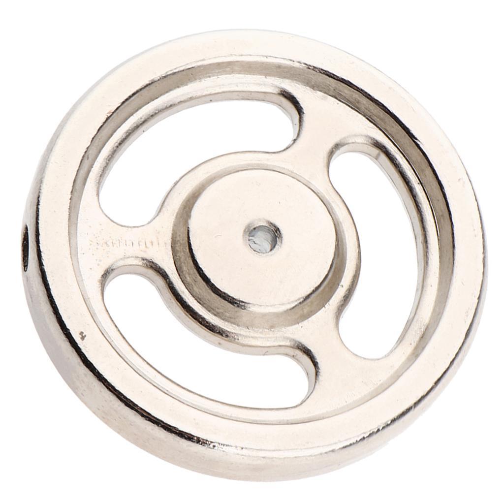 65 x 15mm Stirlingmotor Zubehör Trägheits Schwungrad Laborbederf
