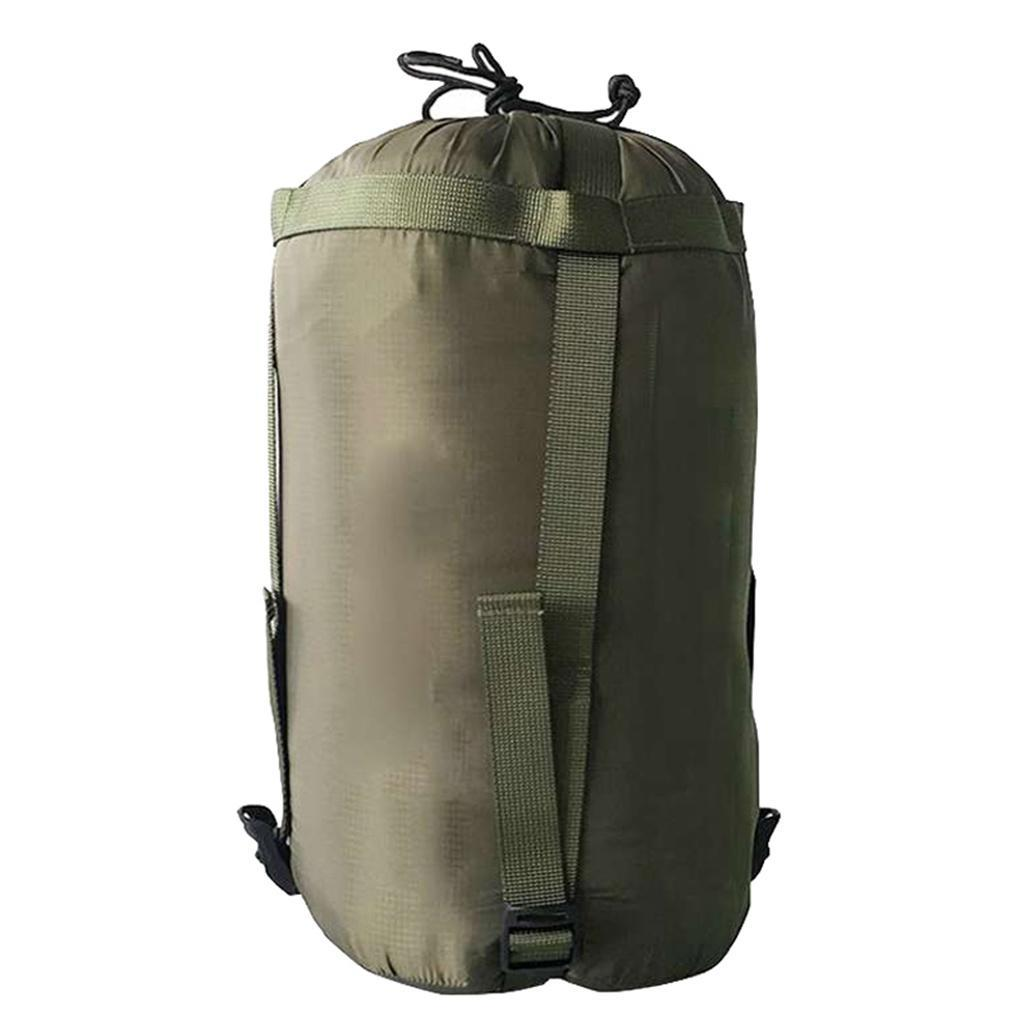 Sleeping Bag Pack Compression Stuff Sack Storage Carry Bag Camping Hiking
