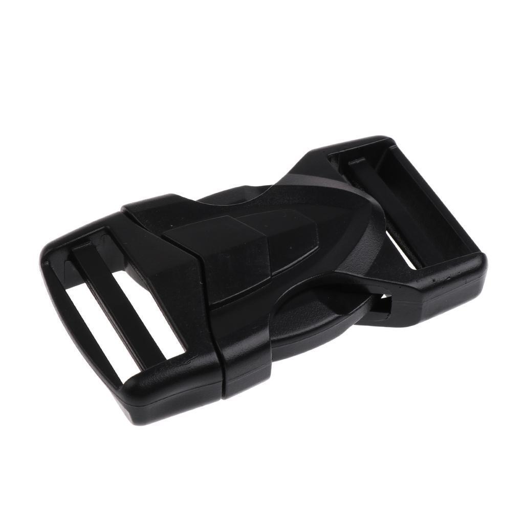 Kunststoff Rucksack Schnellverschluss Schnalle Clip Straps Outdoor Survival