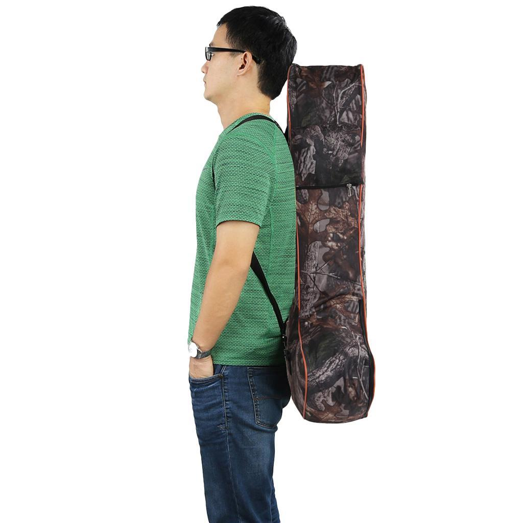 Portable Lightweight Archery Hunting  Bow Case with Adjustable Belt