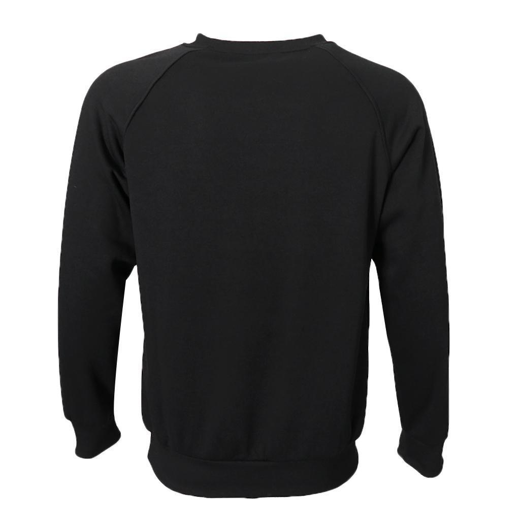 Men/'s Stylish Plain Hoodie Plain Polyster Sweater Hoodies Pullover Sweatshirt