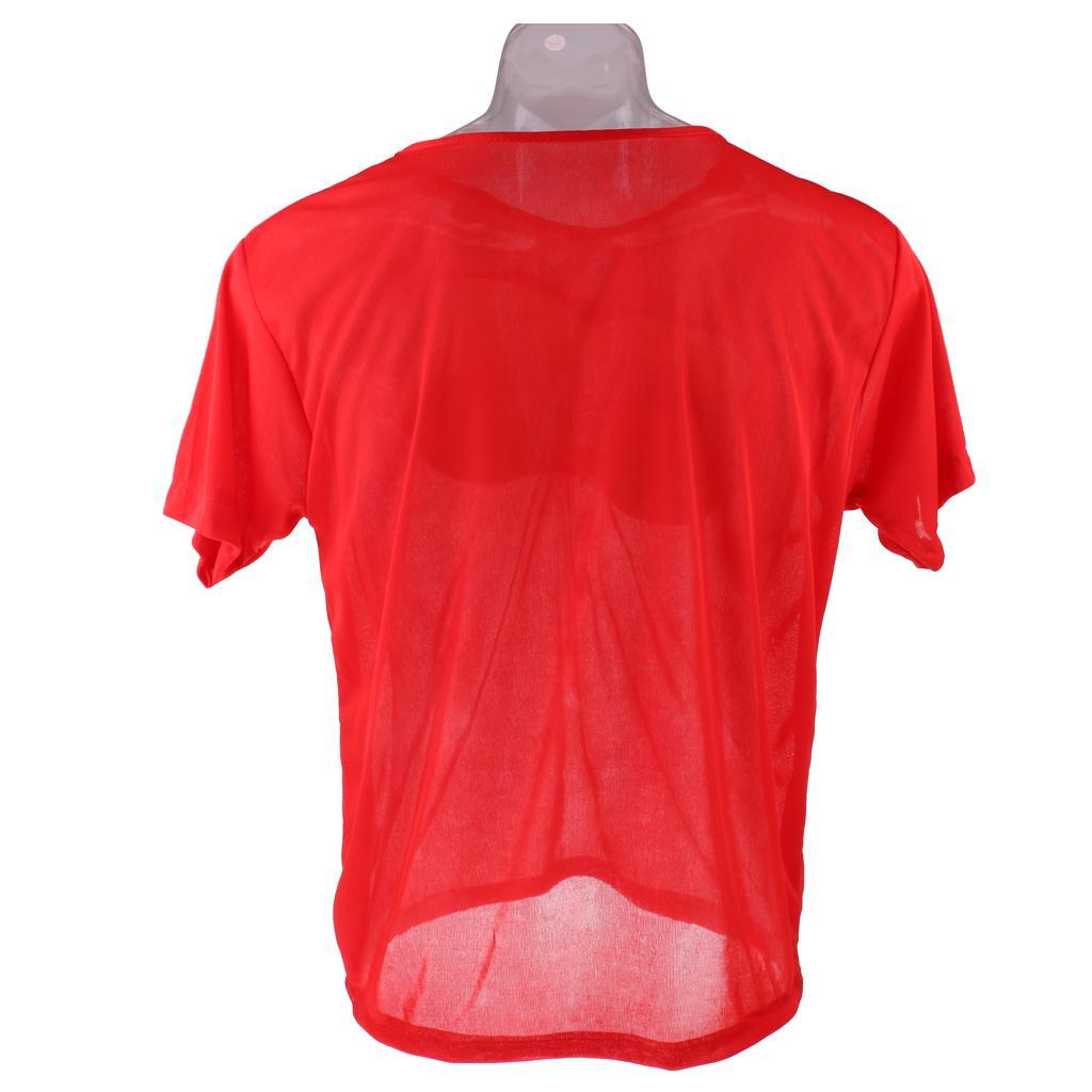 Lustige Künstlische Brüste Brust T-shirt Drag Männer Kostüm Prop Stag