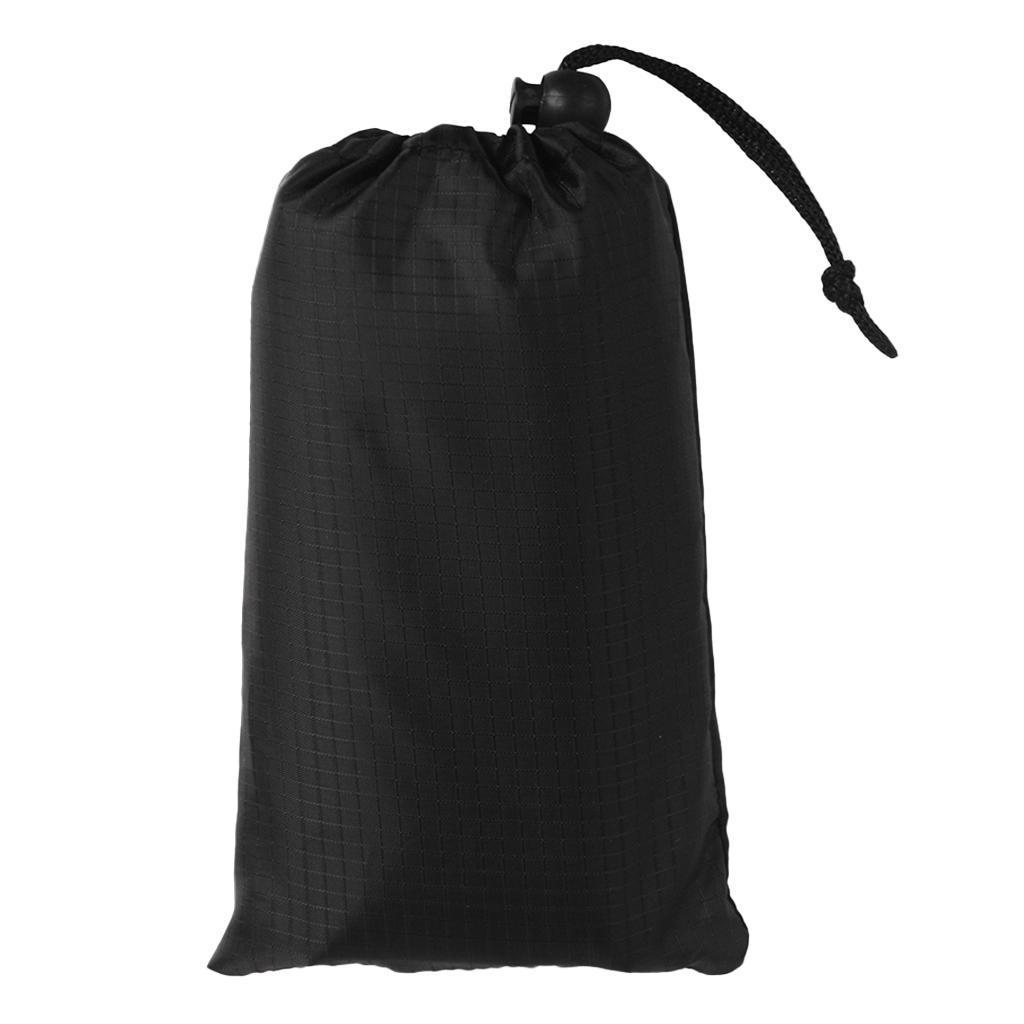 Beach Camping Mat Waterproof Outdoor Picnic Garden Blanket with Storage Bag