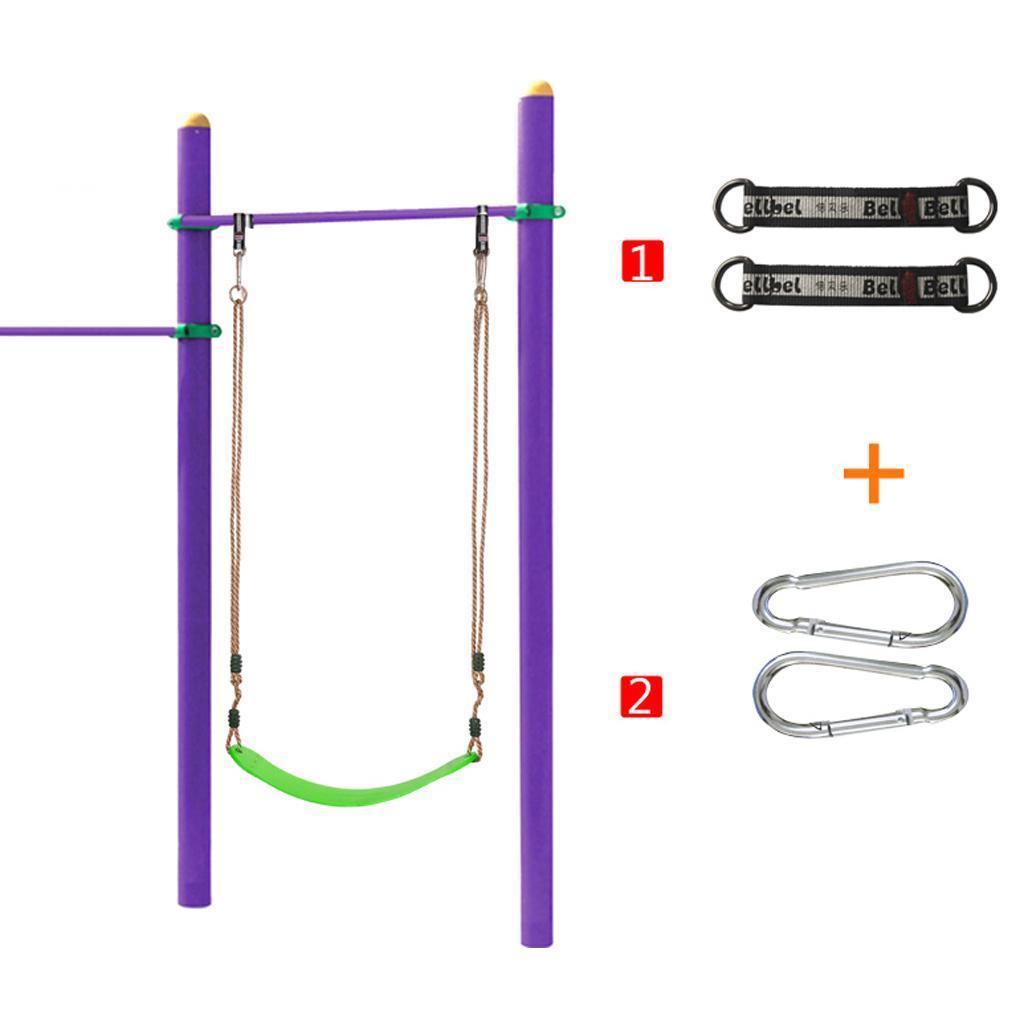 150KG Kinderschaukel Babyschaukel Set EVA Schaukelsitz mit Seil Outdoor Toy