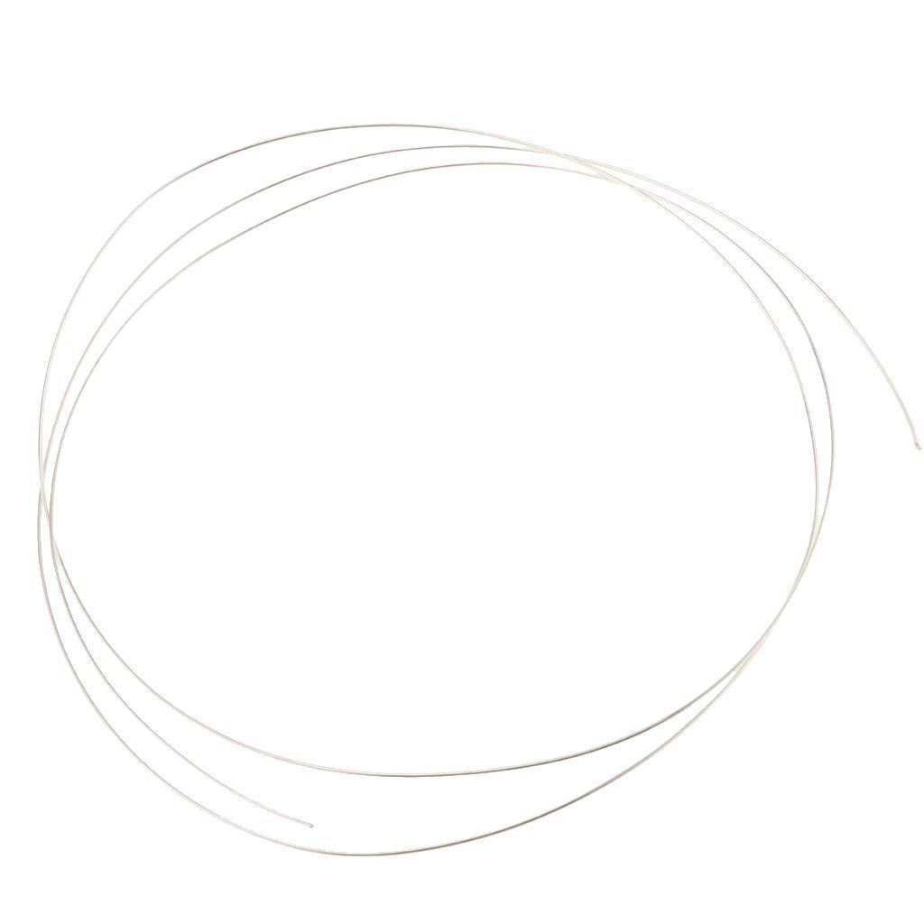 Half Hard Beading Wire 925 Sterling Silver Wire 22 23 25 26 Gauge Round