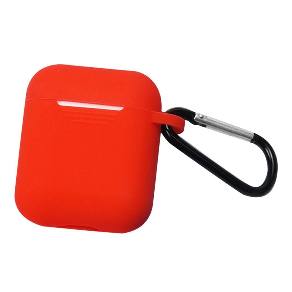 in silicone accessorio AirPod con moschettone Custodia protettiva per AirPods