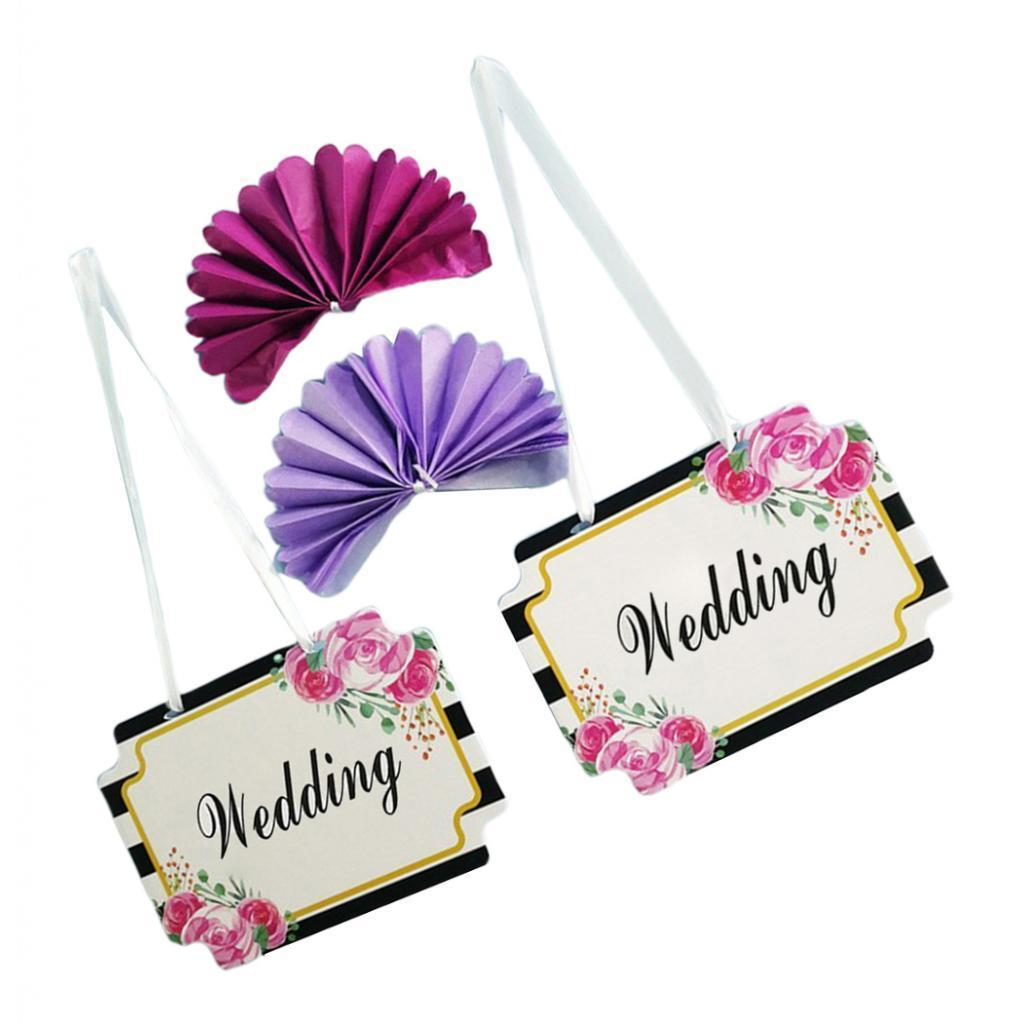 MR MRS Chair Bunting Banner Chair Sign Garland Wedding Hanging Photo Prop