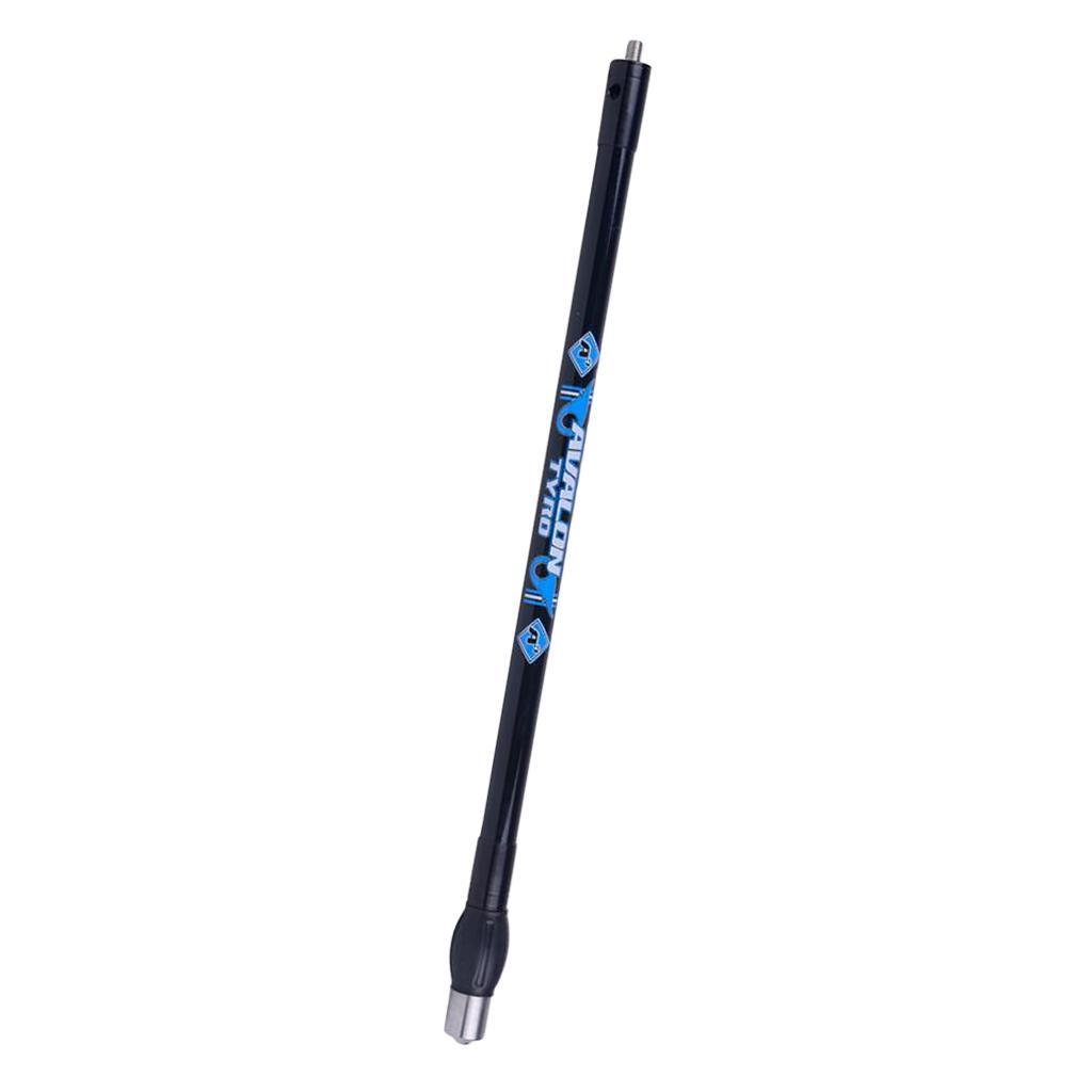 Balance Bar Extension Pole Bow Stabilizer Rod for Recurve Compound Bow