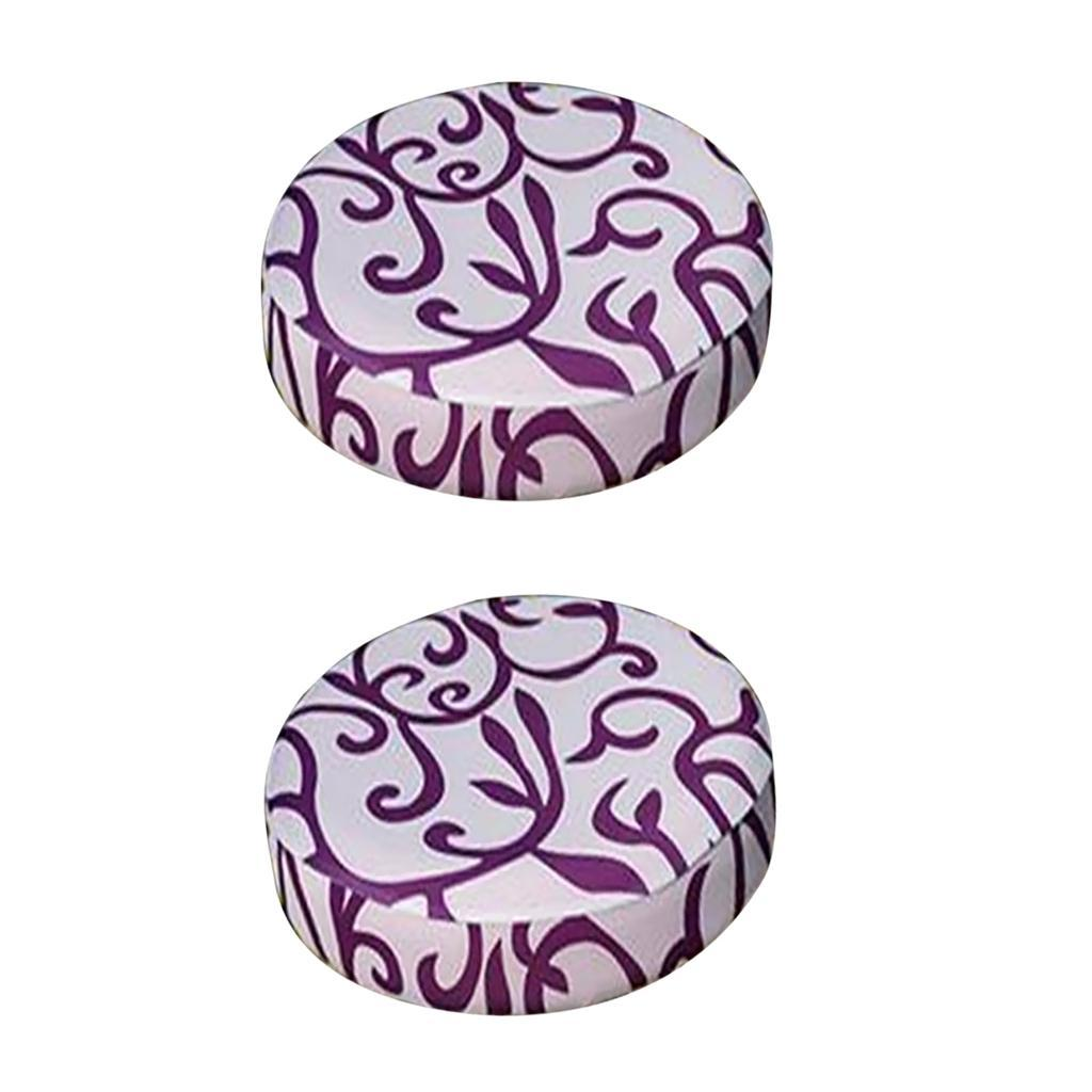 sgabelli-sgabelli-per-la-casa-sedia-rotonda-cuscini-di-seduta-maniche-2-pz miniatura 5