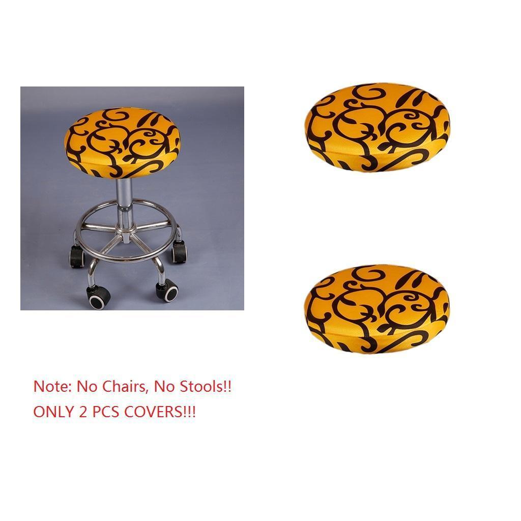 sgabelli-sgabelli-per-la-casa-sedia-rotonda-cuscini-di-seduta-maniche-2-pz miniatura 7