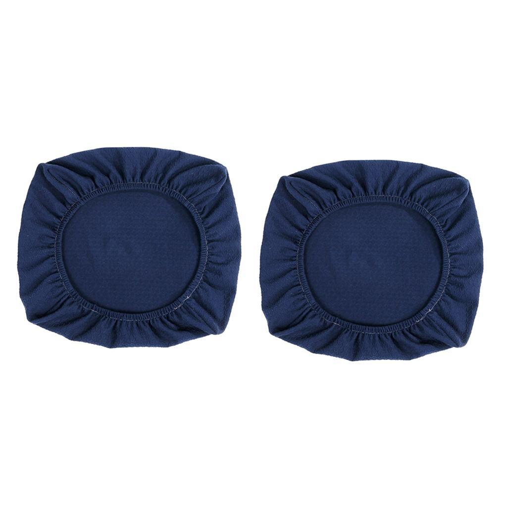 2x-Dinner-Chair-Seat-Cover-Upholstered-Kitchen-Chair-Seat-Cushion-Slipcover thumbnail 25