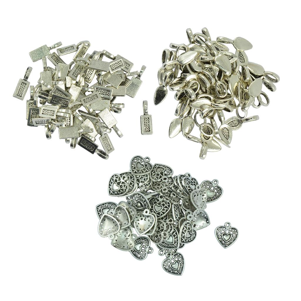 Pendentifs-Breloques-Charms-pour-Bijoux-Collier-Bracelet-DIY-Artisanat miniature 22