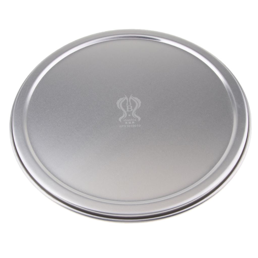 Coperchio-per-Piatto-Crisp-per-Forno-de-Microonde-in-Lega-di-Alluminio miniatura 15