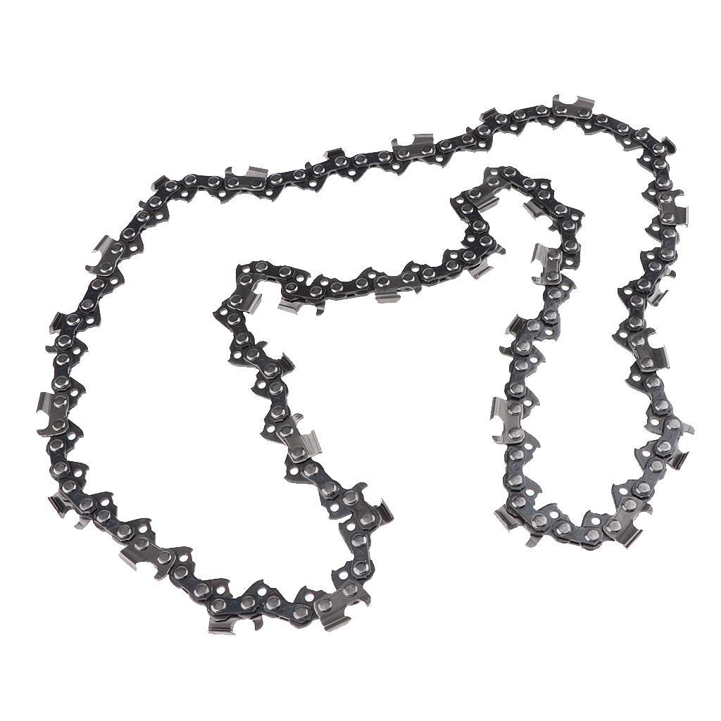 9 Sizes Chainsaw Chain Garden Chainsaw Parts 46-76 Links