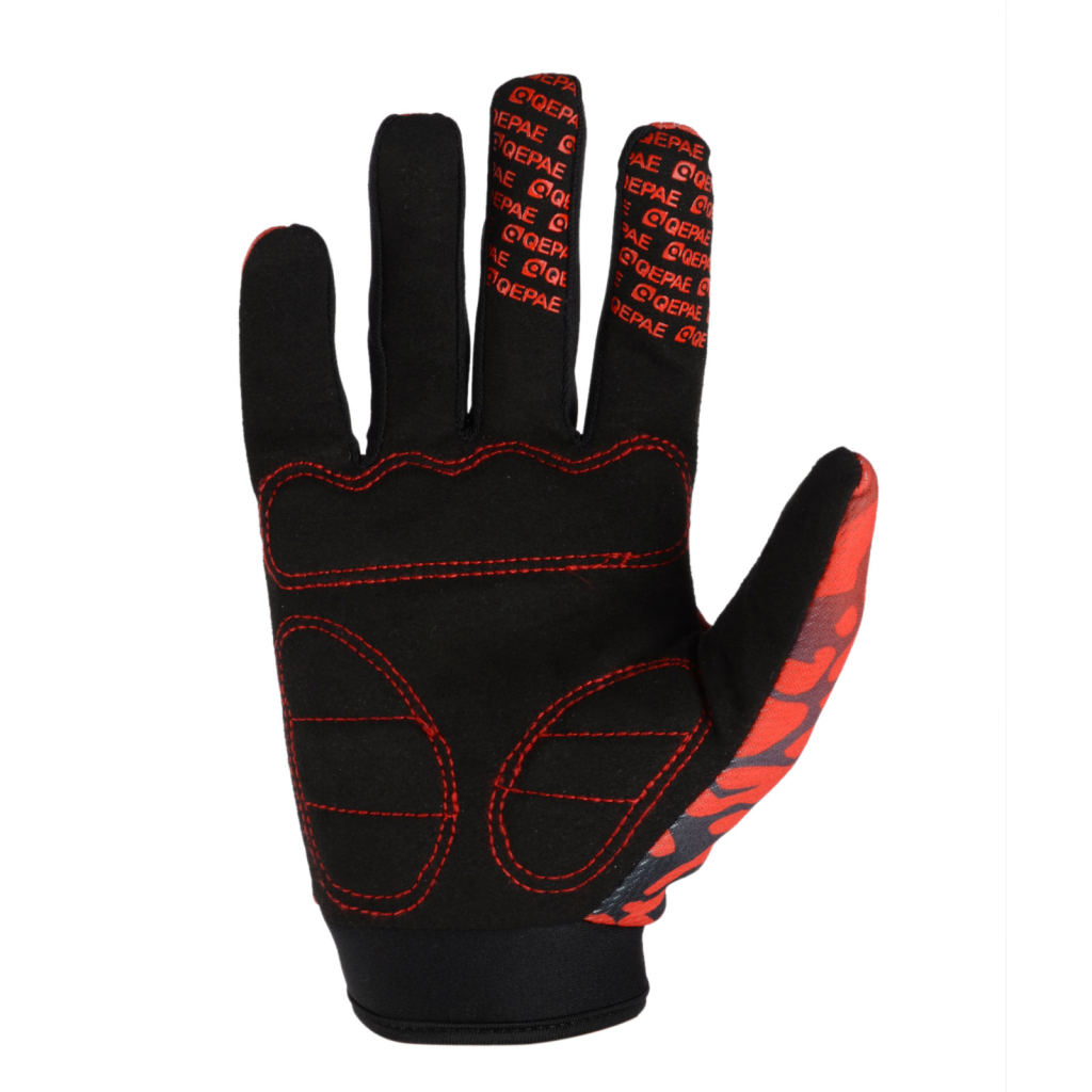 Winter-Outdoor-Sports-Cycling-Bike-Bicycle-Full-Finger-Mesh-Silicone-Gloves-M-XL miniature 5