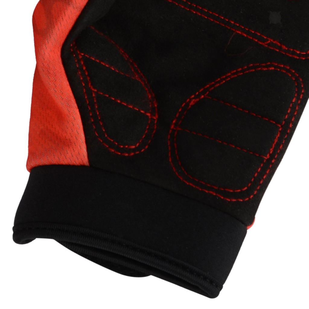 Winter-Outdoor-Sports-Cycling-Bike-Bicycle-Full-Finger-Mesh-Silicone-Gloves-M-XL miniature 6