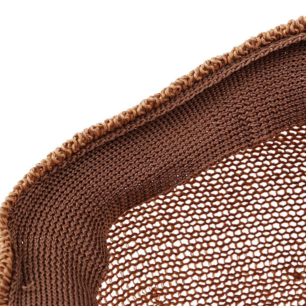 cappello-estivo-da-uomo-estivo-in-paglia-traspirante-berretto-newsboy miniatura 8
