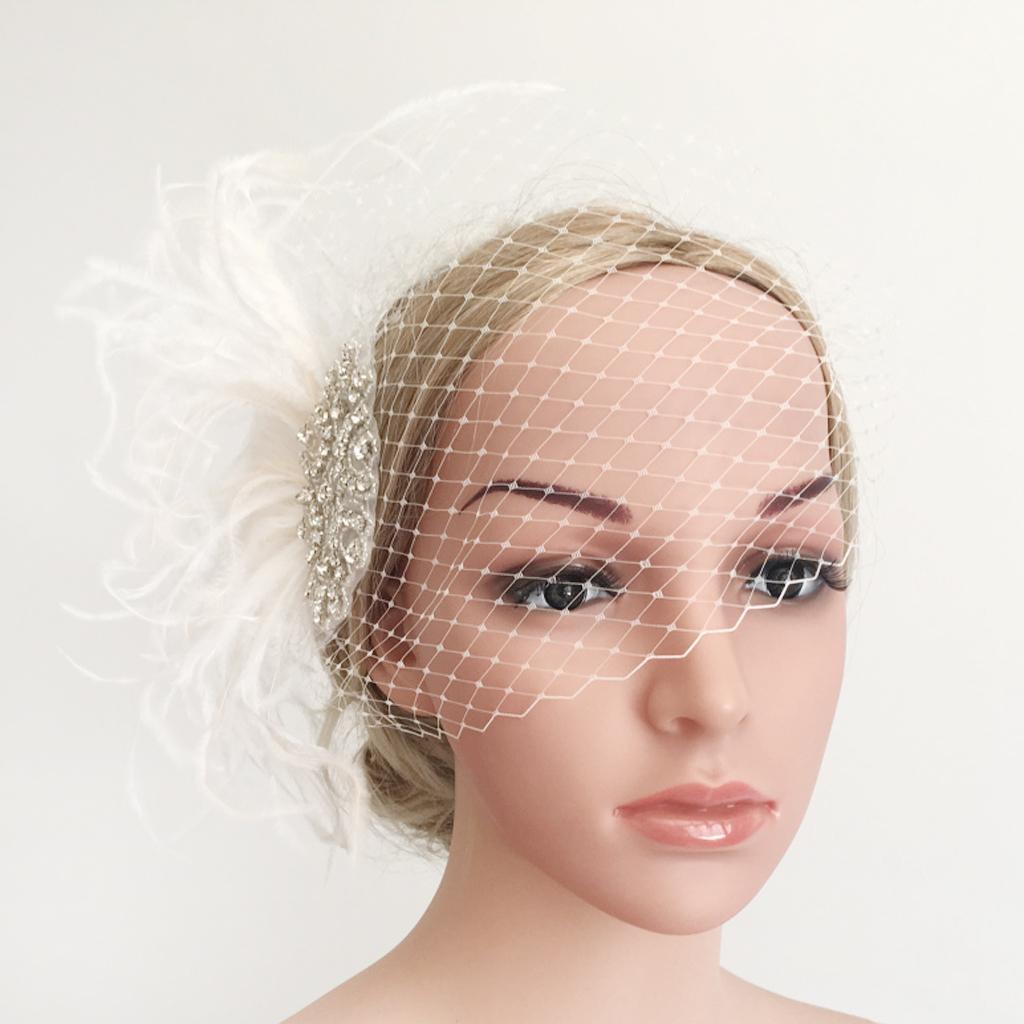 Bandeau-Cheveux-Serre-tete-Femme-Accessoire-de-Cheveux-Fantasie-Decor miniature 21