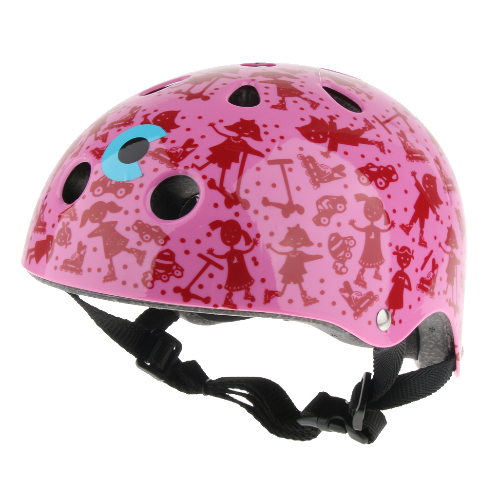 Kids-Roller-Skating-Skateboarding-Safety-Helmet-Head-Protection-Hat-Outdoors thumbnail 12