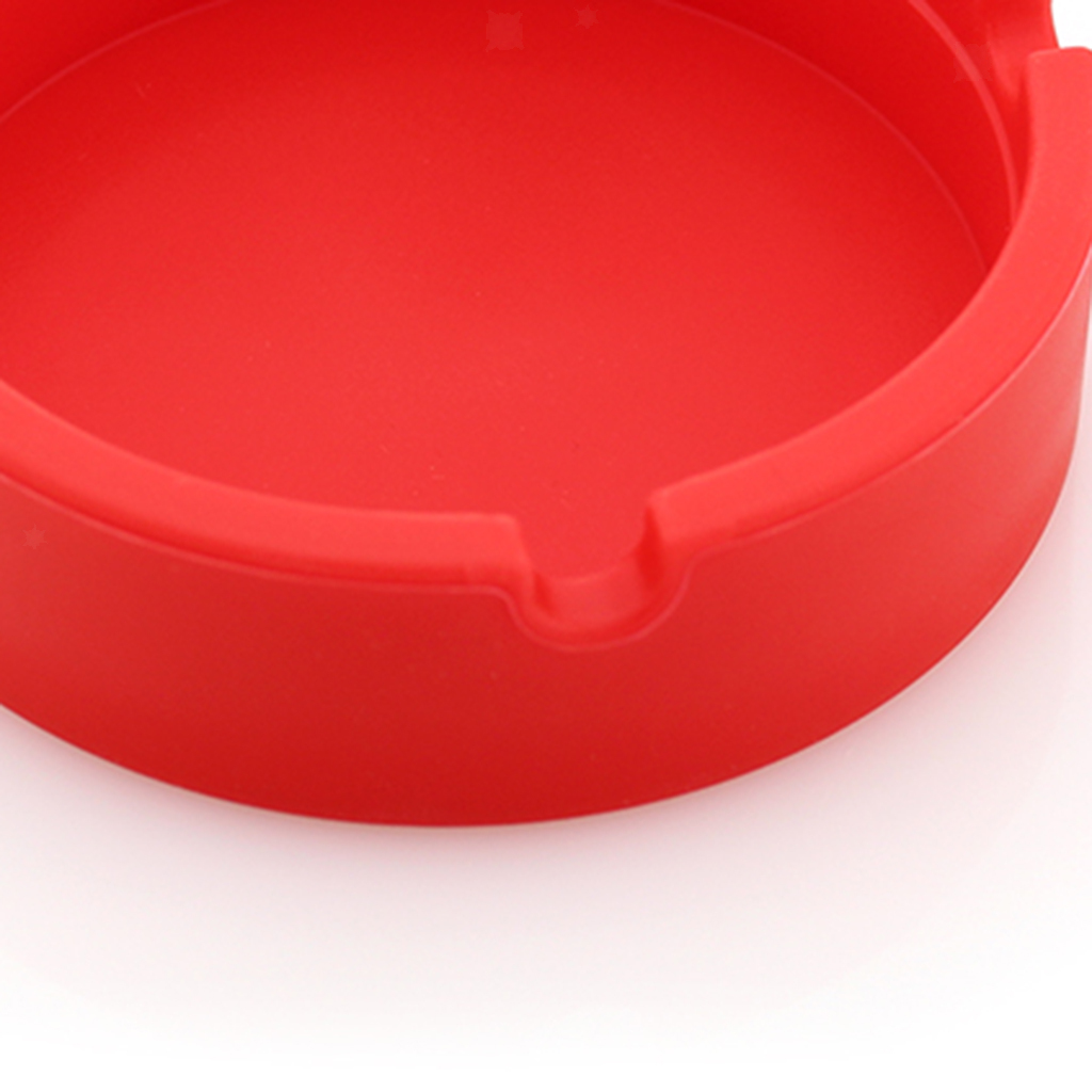Round-Ashtrays-for-Cigarettes-Ash-Holder-for-Smokers-Gifts-Home-Office-Decor thumbnail 15