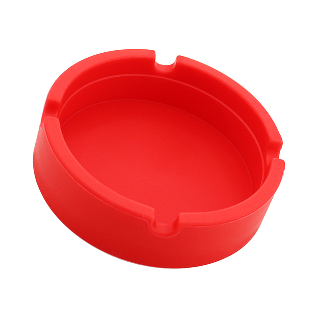 Round-Ashtrays-for-Cigarettes-Ash-Holder-for-Smokers-Gifts-Home-Office-Decor thumbnail 16