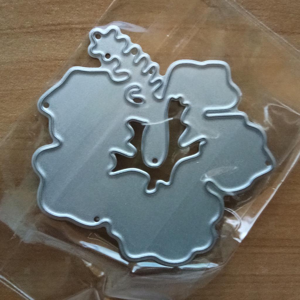 miniature 8 - Matrices de découpe de métal en acier au carbone Stencils Gabarit de moule