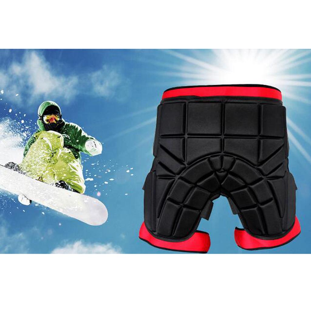 Snowboard Hose Ski Protektorenhose Schutzhose Protektor Motorrad exBrdCo