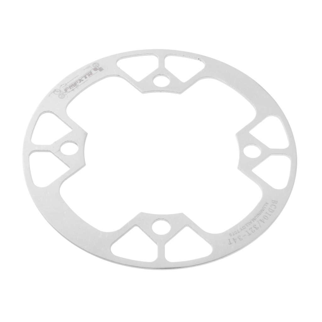 Litepro BCD130mm Bike Crankset 50-58t Hollow Superlight Narrow Wide MTB Sprocket