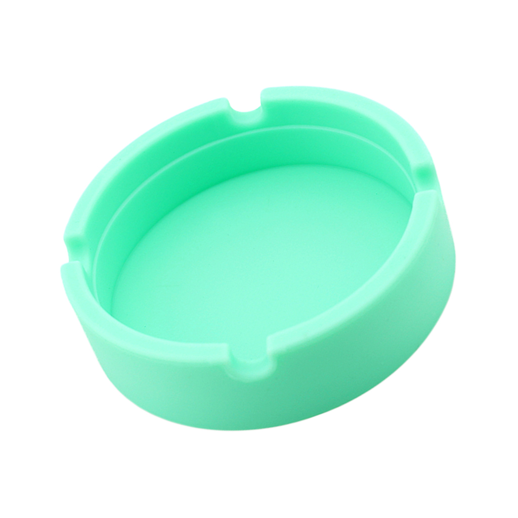 Round-Ashtrays-for-Cigarettes-Ash-Holder-for-Smokers-Gifts-Home-Office-Decor thumbnail 18