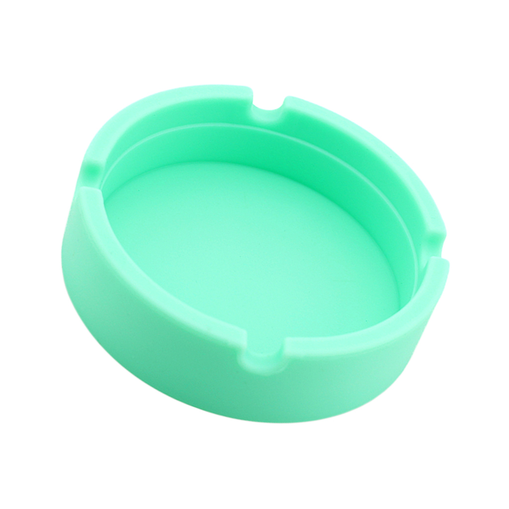 Round-Ashtrays-for-Cigarettes-Ash-Holder-for-Smokers-Gifts-Home-Office-Decor thumbnail 19