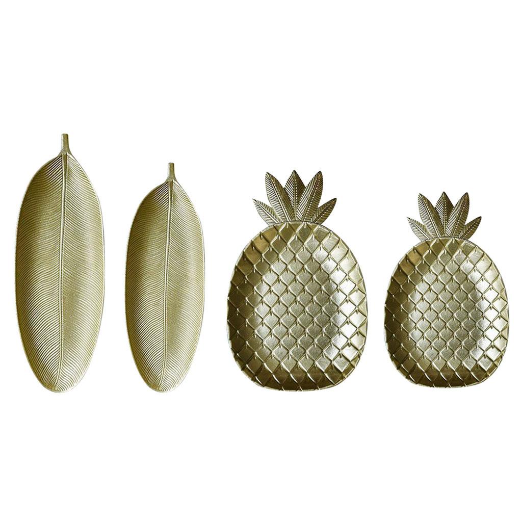 Vassoio-da-Portata-in-Legno-Forma-di-Ananas-Vassoio-Ideale-per-Frutta miniatura 5