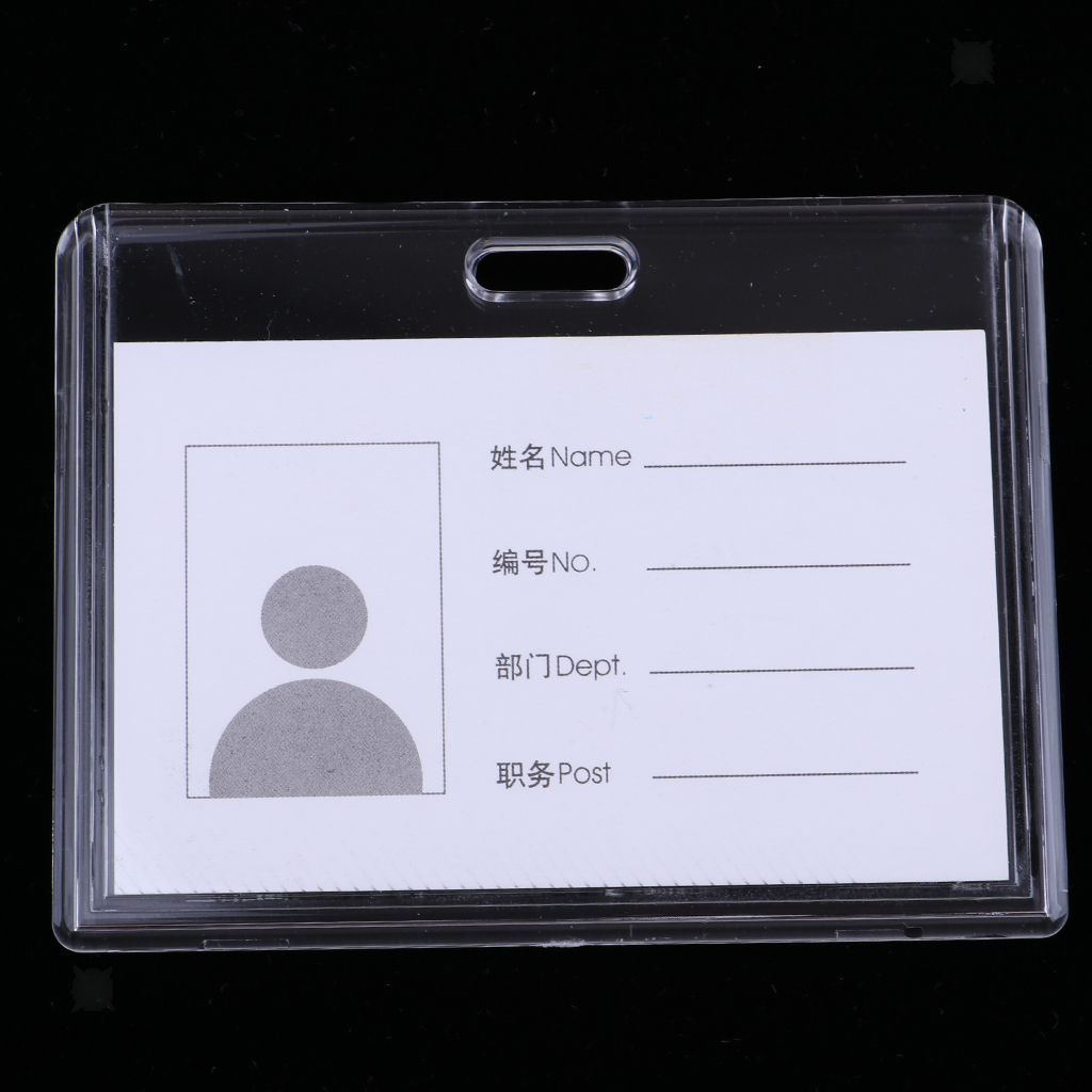 Lanyard-Neck-Strap-ID-Pass-Card-Badge-Holder-for-School-Students-Company thumbnail 9