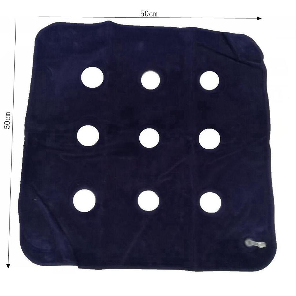 miniatura 6 - Sollievo-Cuscino-a-Forma-di-Anello-Supporto-Gonfiabile-da-Schiena