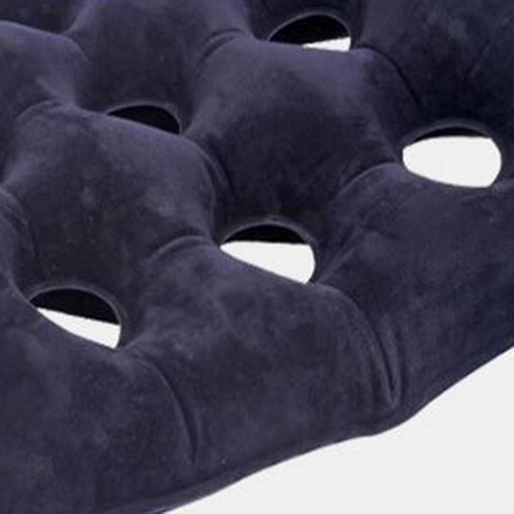 miniatura 5 - Sollievo-Cuscino-a-Forma-di-Anello-Supporto-Gonfiabile-da-Schiena