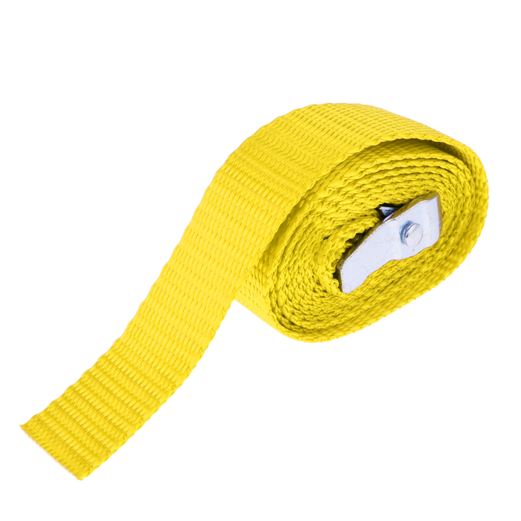 portapacchi-rimorchio-kayak-canoa-cravatta-cinghia-fibbia-in-metallo miniatura 12