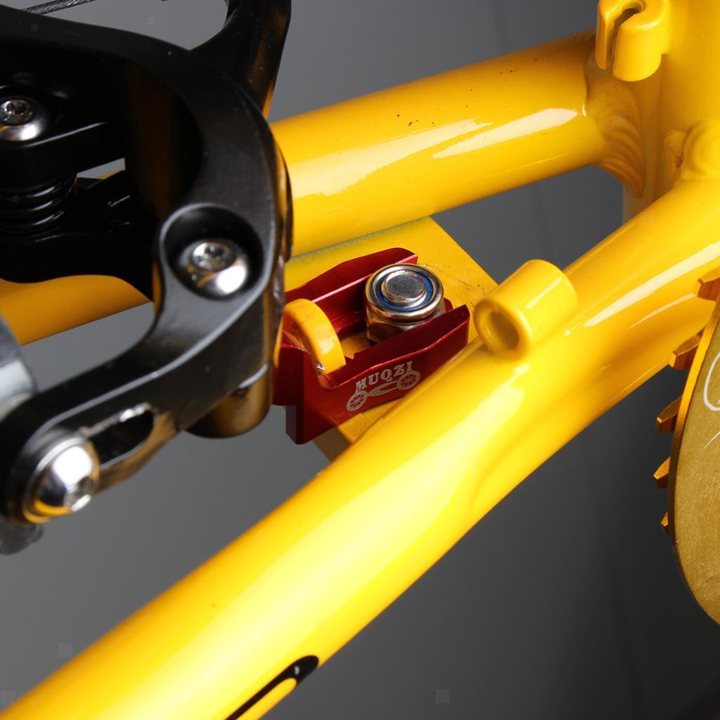 Asiento-de-extension-de-la-Bicicleta-Bici-de-Montana-Bici-Desviador-de-Extension-Extender-Base-De miniatura 3